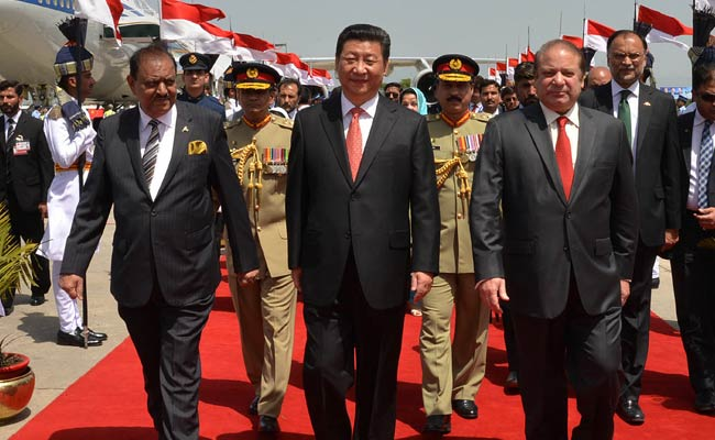 Xi Jinping trip to Pakistan (12)