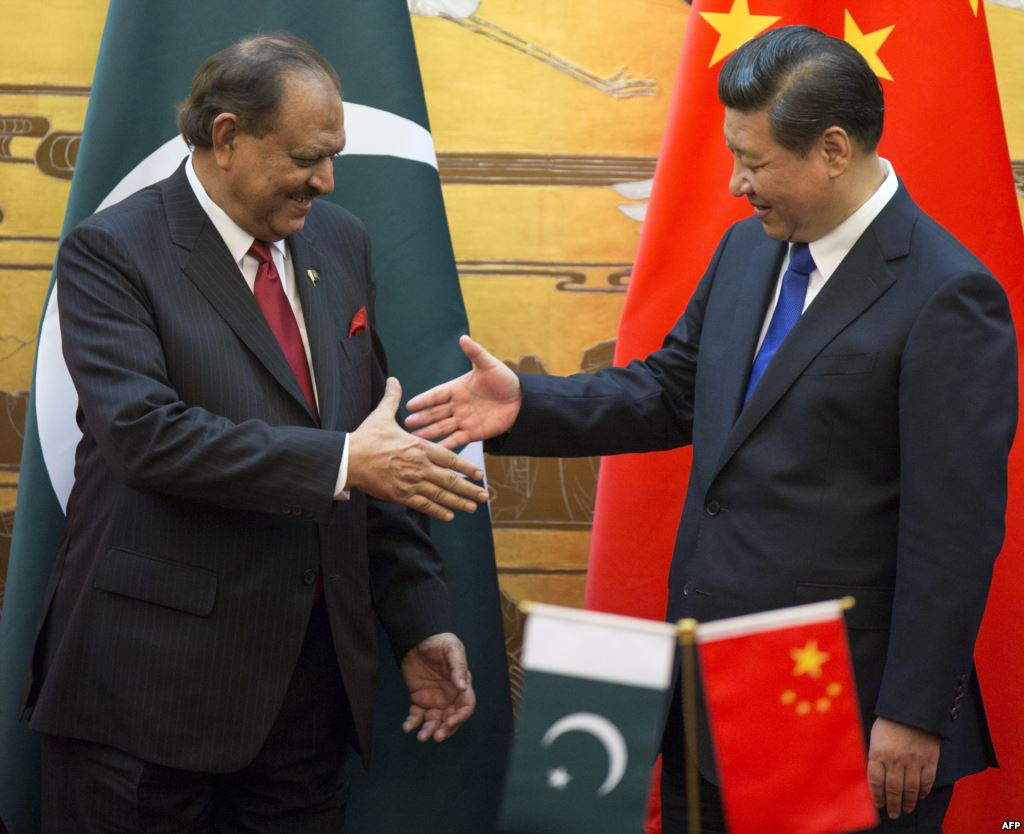 Xi Jinping trip to Pakistan (21)