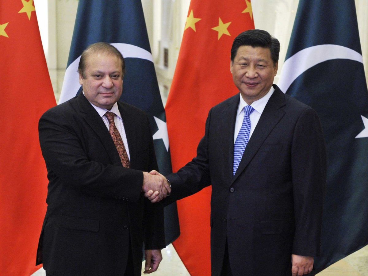 Xi Jinping trip to Pakistan (24)