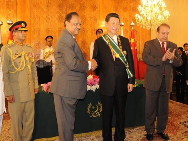 Xi Jinping trip to Pakistan (26)