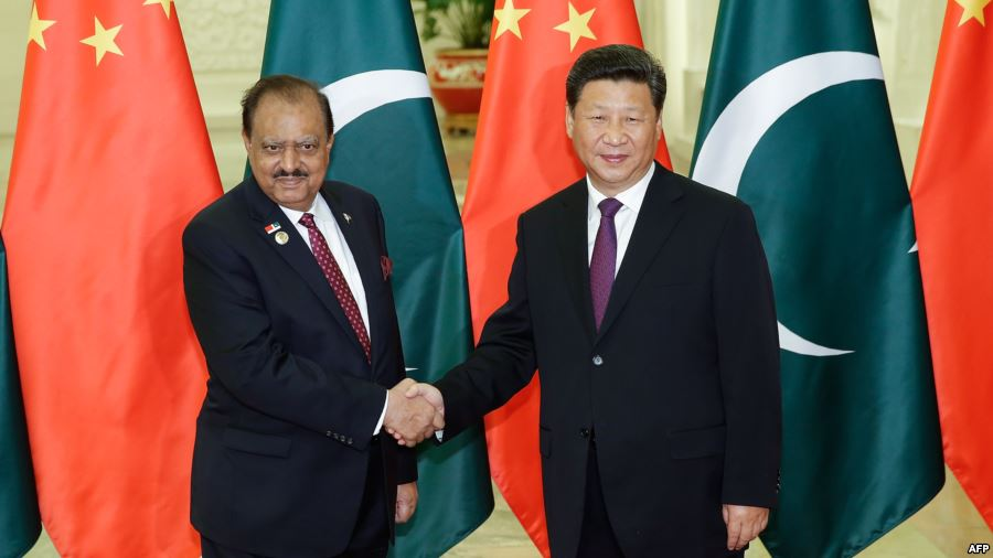 Xi Jinping trip to Pakistan (27)
