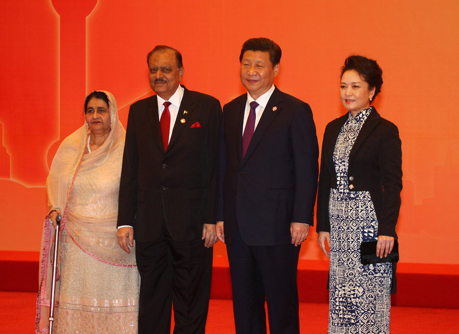 Xi Jinping trip to Pakistan (28)
