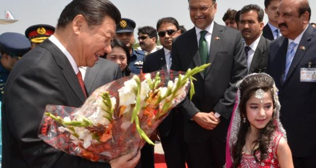 Xi Jinping trip to Pakistan (3)