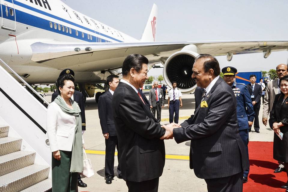 Xi Jinping trip to Pakistan (4)
