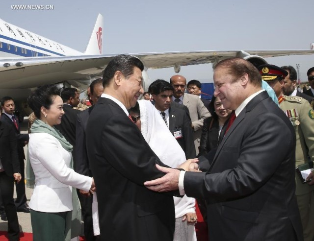 Xi Jinping trip to Pakistan (5)