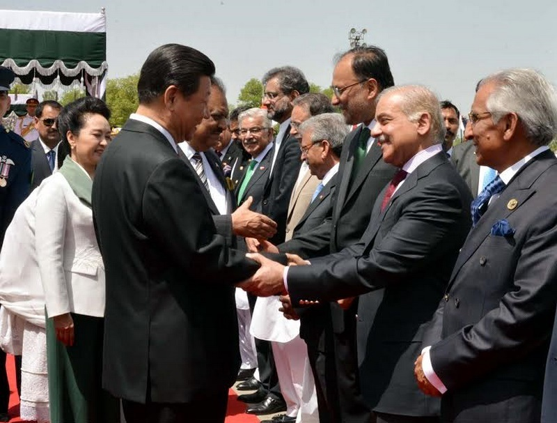 Xi Jinping trip to Pakistan (6)