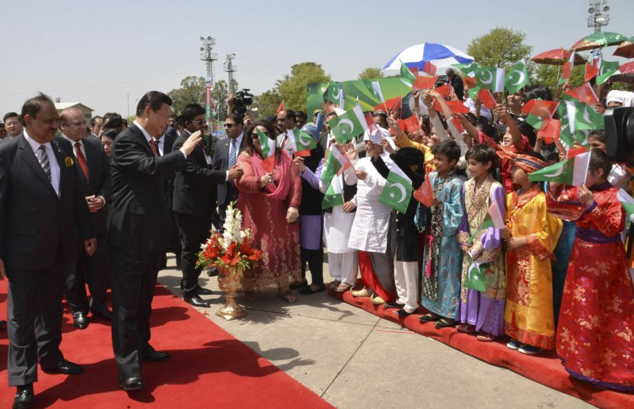 Xi Jinping trip to Pakistan (8)