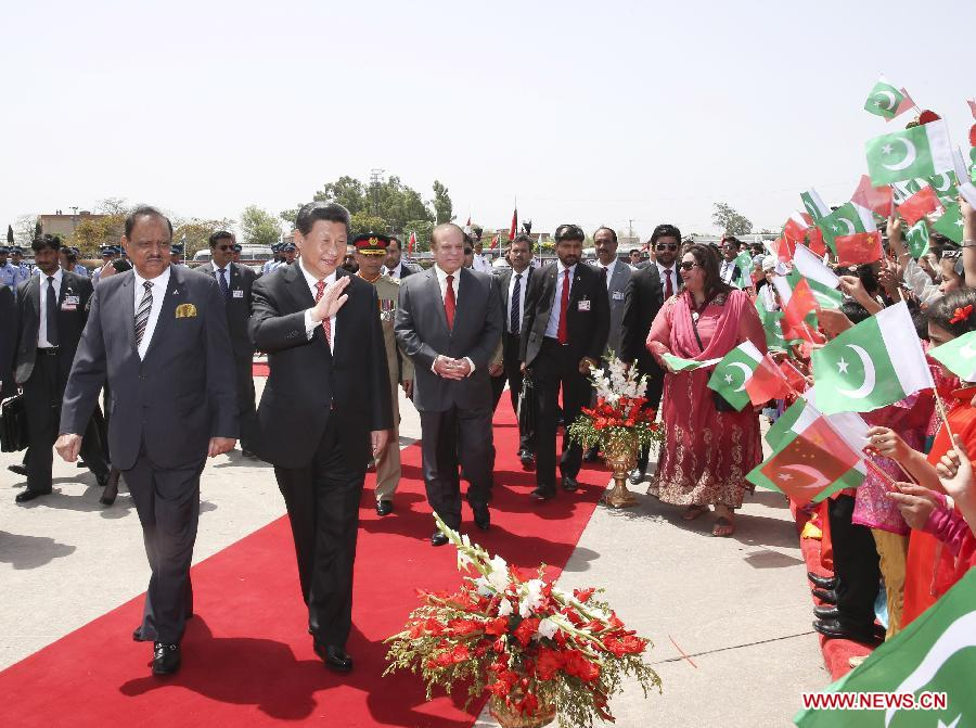 Xi Jinping trip to Pakistan (9)