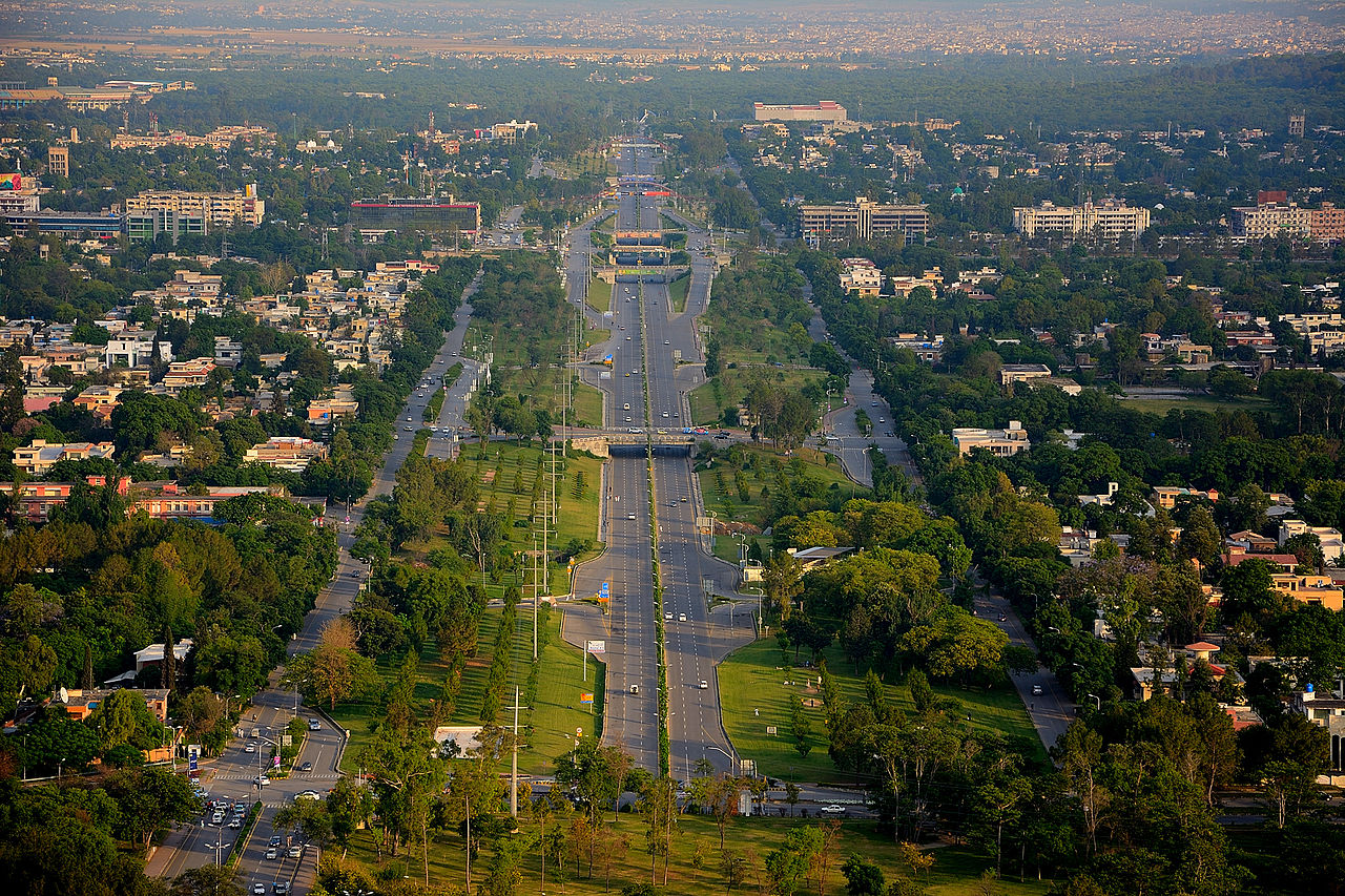7th Avenue, Islamabad