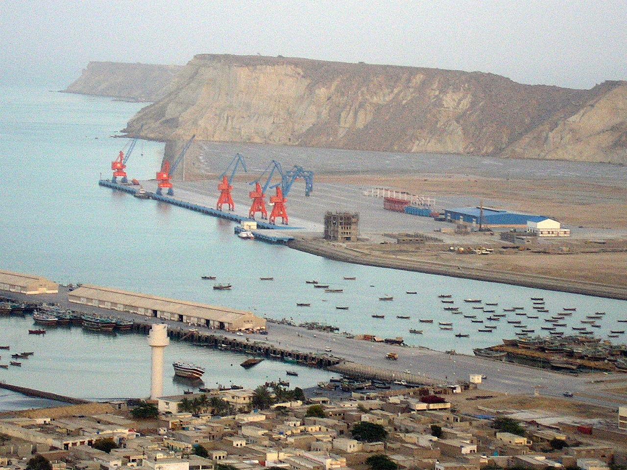 Gwadar Port 1