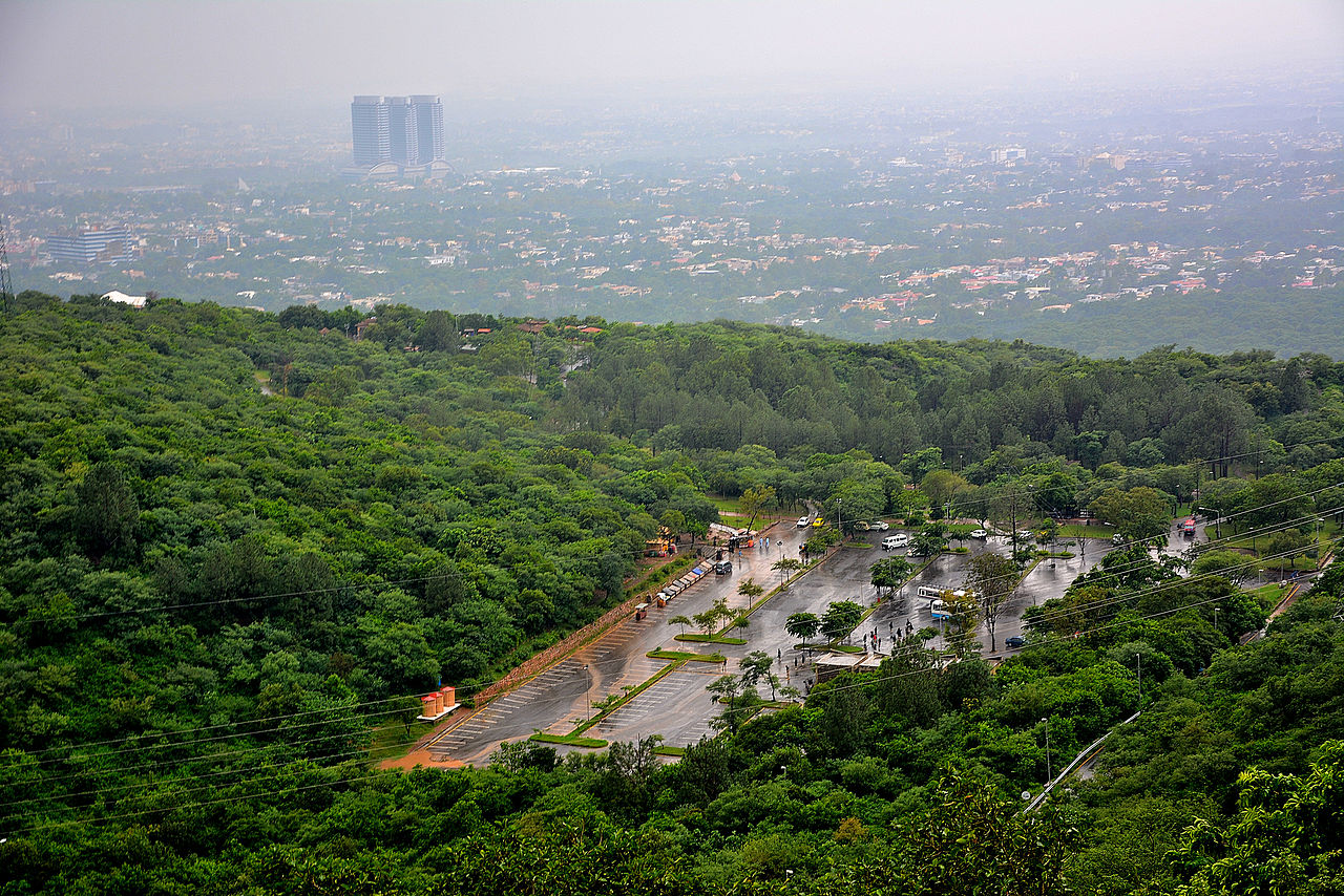 Lush Green Islamabad