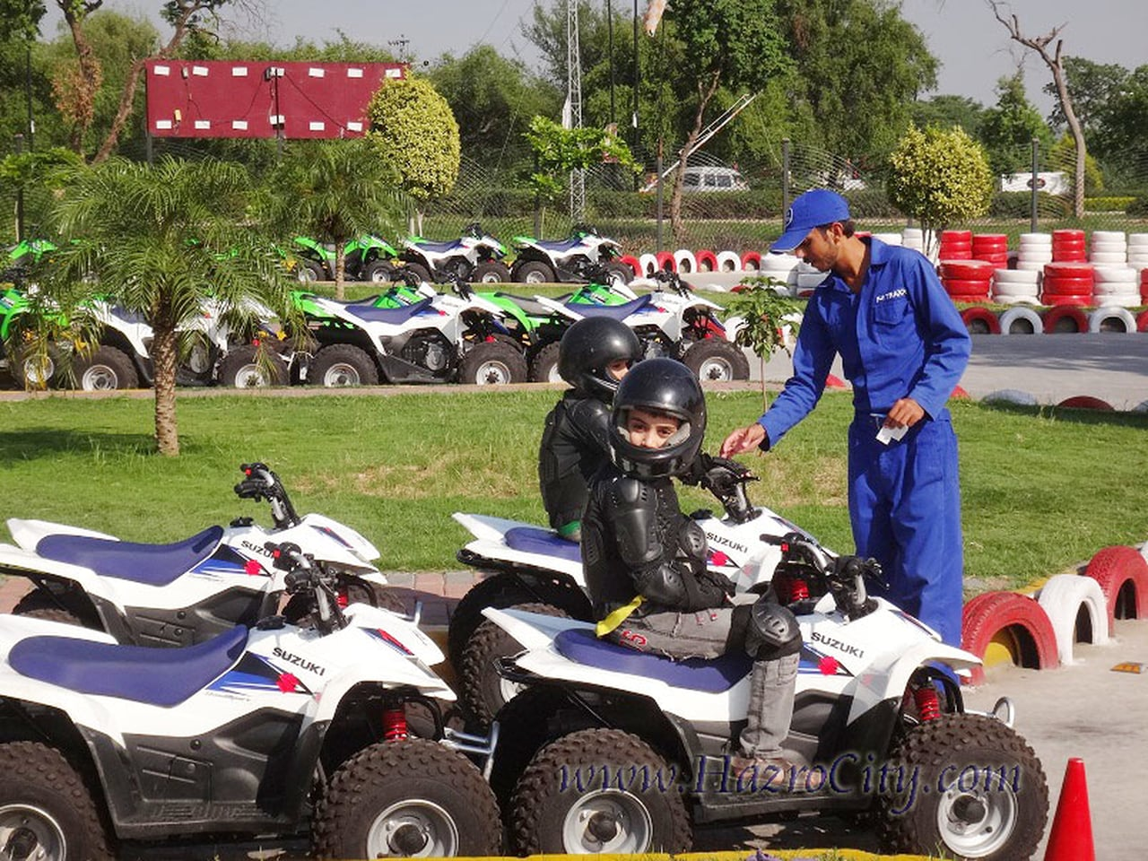 Motor Sports, Rawal Lake