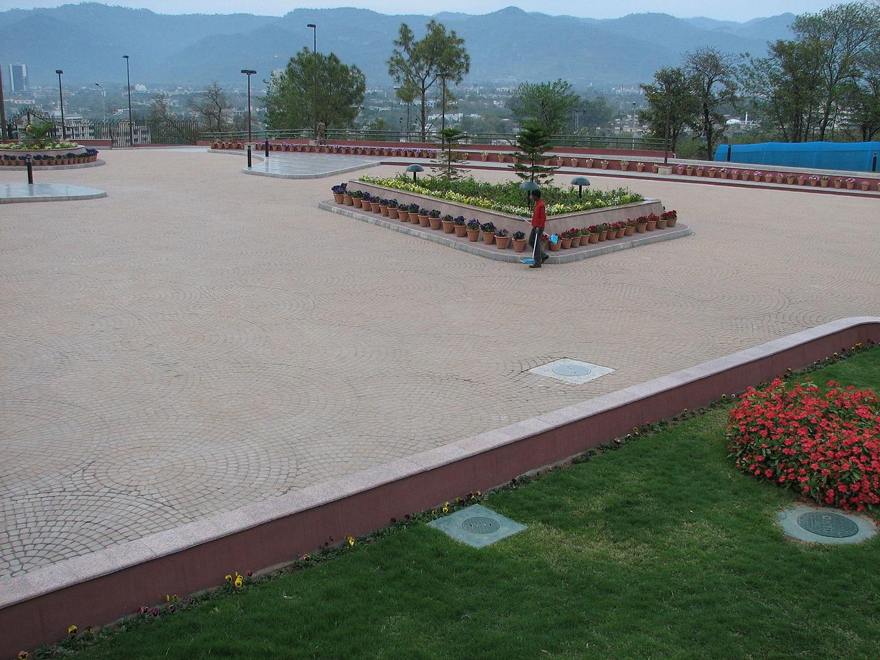 Pak Monument Site