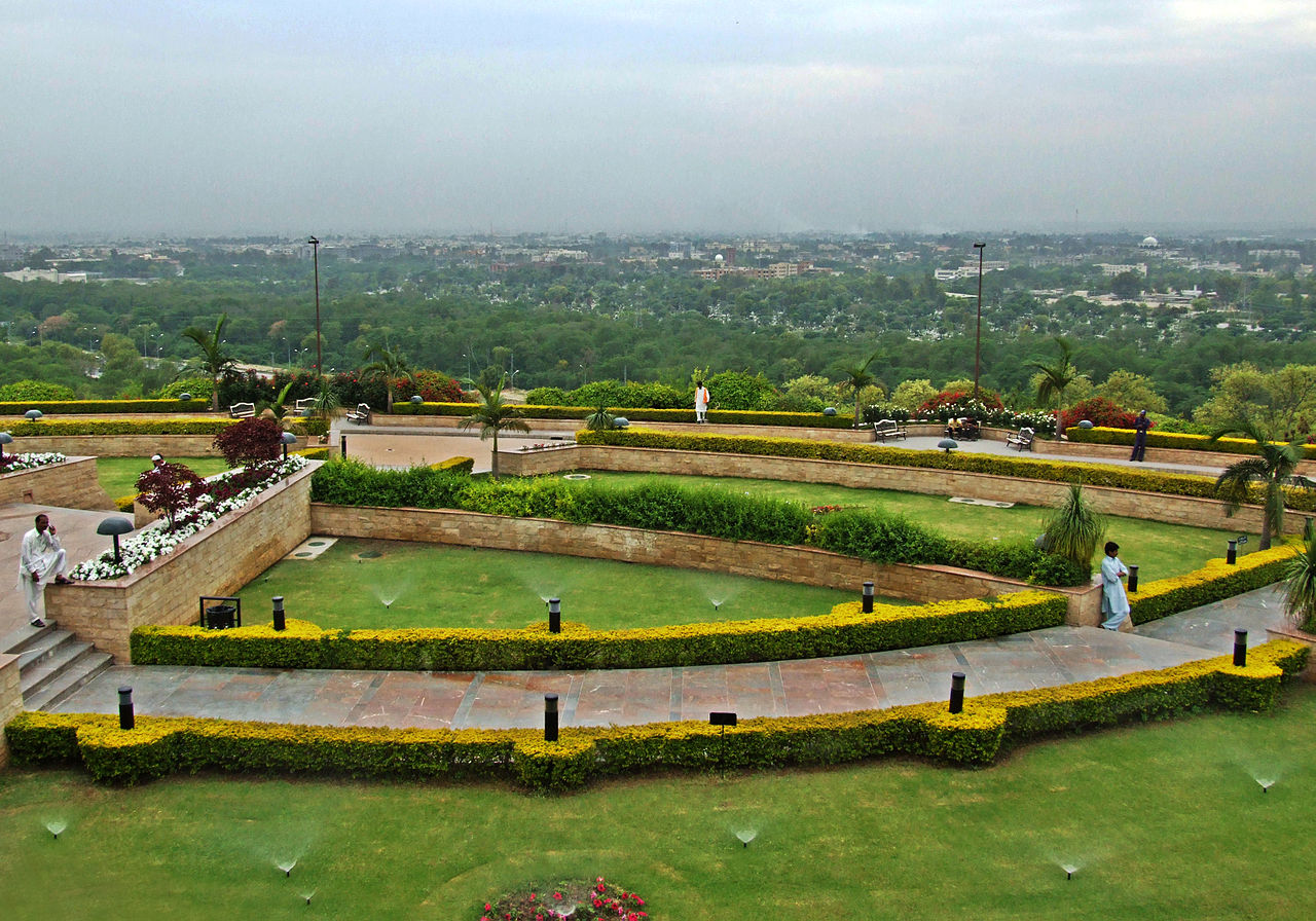 Pakistan Monument Garden