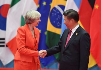 China invites Britain to attend OBOR (One Belt, One Road) Summit