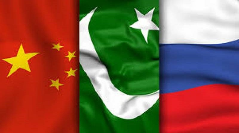 China, Russia defend Pakistan against Trump criticism