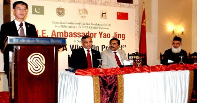 China considers Pakistan most reliable friend, says Chinese Ambassador