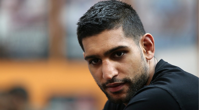Amir Khan to set up boxing academy in Gwadar